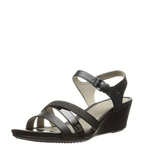 Ecco Women's Touch 45 Wedge Sandal 40
